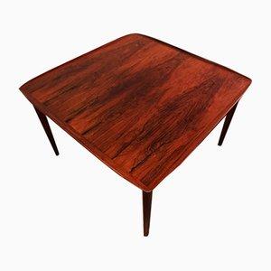 Table Basse Mid-Century en Palissandre