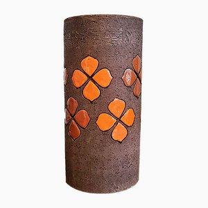 Clover Vase by Aldo Londi for Bitossi