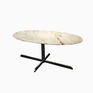 Marble Dining Table by Florence Knoll for Roche-Bobois, 1970s