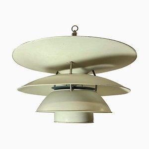 Lampada da soffitto di Louis Poulsen, Danimarca, anni '50
