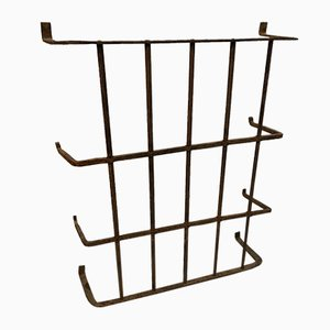Solid Iron Grating