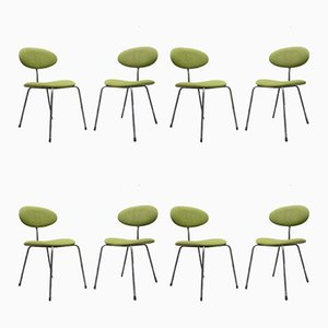 Dining Chairs by Hans Bellmann for Domus, 1950s, Set of 8