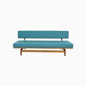 Model 470 Teak Sofa by Hans Bellmann for Wilkhahn, 1960s
