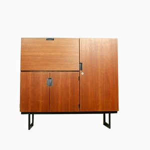 Japanese Series CU01 Highboard by Cees Braakman for Pastoe, 1960s