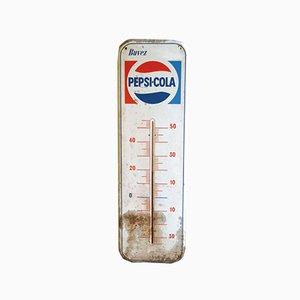 Panneau Thermomètre Pepsi, 1950s