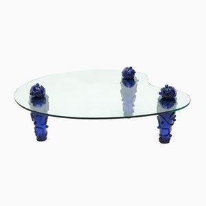Resin Glass Coffee Table by Mattia Bonetti, 1990s