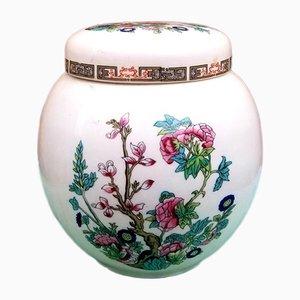 Englischer Ingwerbehälter aus Keramik von Sadler, 1950er