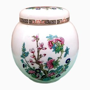 English Ceramic Ginger Jar from Sadler, 1950s