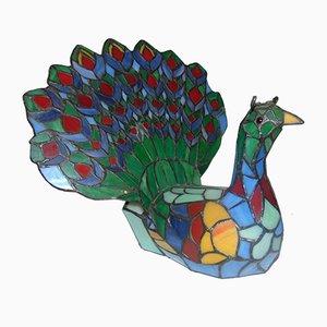 Peacock Tischlampe, 1980er