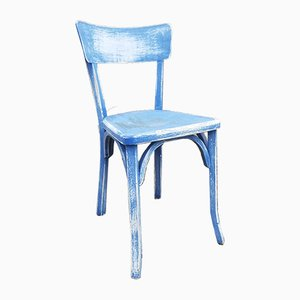 French Bohemian Dining Chair, 1950s