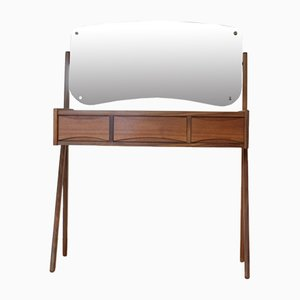 Danish Teak Dressing Table by Arne Vodder for Ølholm, 1960s