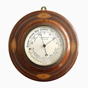 Antique Barometer from Fraser & Elrick, 1930s