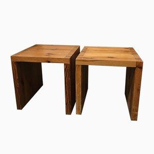 Coffee Tables by Ate van Apeldoorn, 1960s, Set of 2
