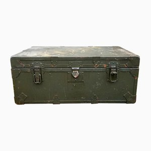 French Officer's Trunk, 1950s