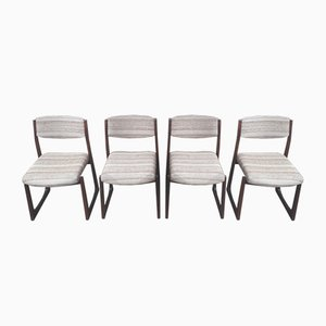 Dining Chairs from Self, 1970s, Set of 4