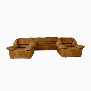 Sektionale Sofas, 1970er, 3er Set