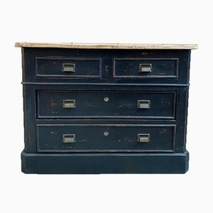Patinated Commode