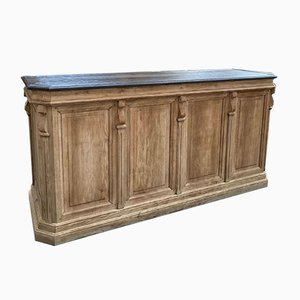 Oak Counter