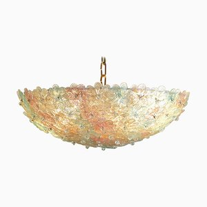 Mid-Century Chandelier from Barovier & Toso, Italy