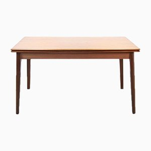 Danish Teak Extendable Table