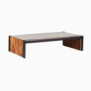 Rectangular Coffee Table by Percival Lafer, Brazil, 1960s