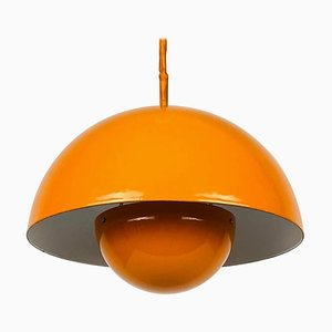 Danish Pendant Lamp by Verner Panton for Louis Poulsen, 1960s