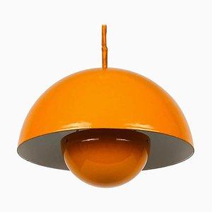 Lampe à Suspension par Verner Panton pour Louis Poulsen, Danemark, 1960s