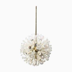 Snowball Orbit Sputnik Chandelier by Emil Stejnar