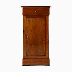 Cherry Wood Pillar Cupboard, 1820s