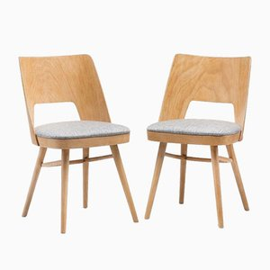 Side Chairs from Radomsko, 1950s, Set of 2