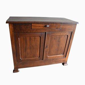 Antique Oak Sideboard in Louis Philippe Style
