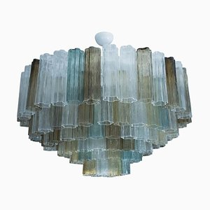Murano Tronchi Ceiling Light, 1950s