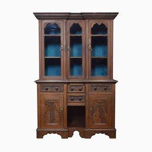 Painted Pine Kitchen Dresser