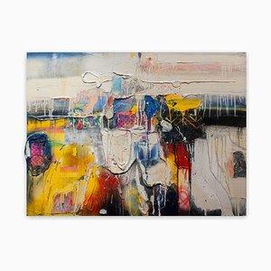 Baribeau, Milbrook In Yellow, 2007, Acrylic on Canvas
