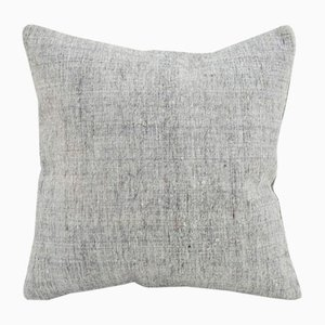Vintage Gray Pillow Cover