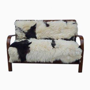 Vintage Tibetisches 2-Sitzer Sofa