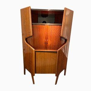 Corner Bar Cabinet, 1950s