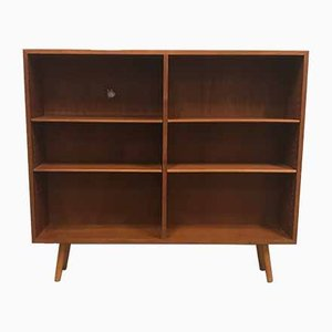 Danish Teak Bookshelf by Børge Mogensen for FDB, 1960s