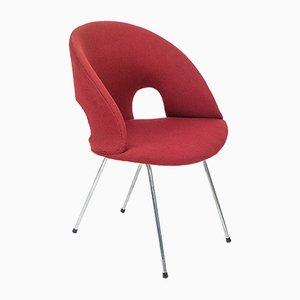 Chaise de Bureau 350 par Arno Votteler pour Walter Knoll / Wilhelm Knoll, 1950s