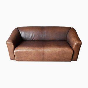 Dänisches Mid-Century DS 47 3-Sitzer Sofa aus Leder von de Sede