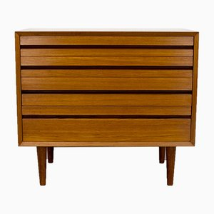 Danish Teak Chest of Drawers by Poul Cadovius for Cado, 1960s