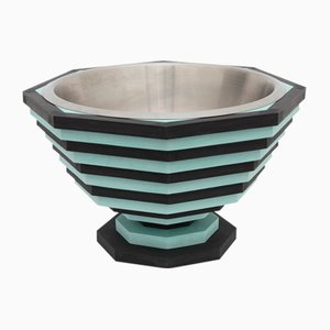 Champagne Cooler (Verdigris) by Iain Hales, 2020