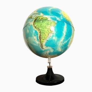 Italian Light-Up Globe from Rico, 1970s