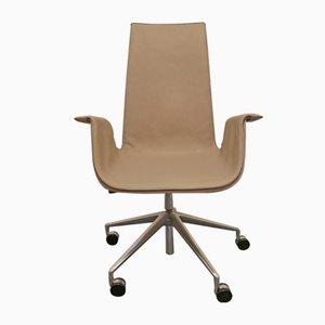 Mid-Century FK 6725 Tulip Chair by Preben Fabricius & Jørgen Kastholm for Walter Knoll / Wilhelm Knoll