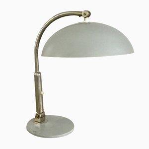 Mid-Century Modell 144 Tischlampe von H. Th. JA Busquet für Hala, 1960er
