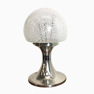 Italian Space Age Mushroom Table Lamp, 1970s