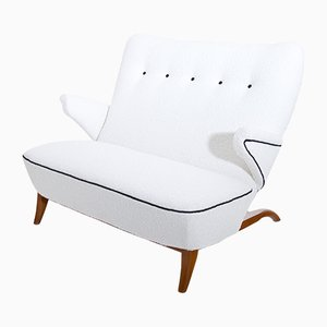 Mid-Century Dutch Congo Sofa by Theo Ruth for Artifort, 1950s