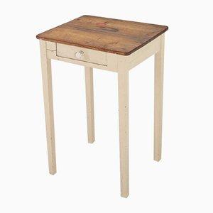 Table d'Appoint Antique en Bois, 19ème Siècle