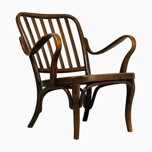 A752 Armchair by Josef Frank for Thonet, 1930s