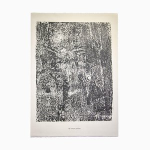 Jean Dubuffet, Texture Profuse, Lithograph, 1959